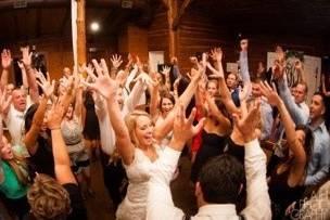 Memory lane wedding