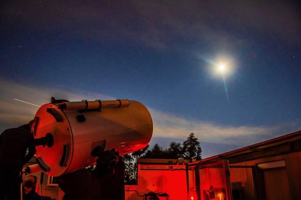 Telescope @ Chabot