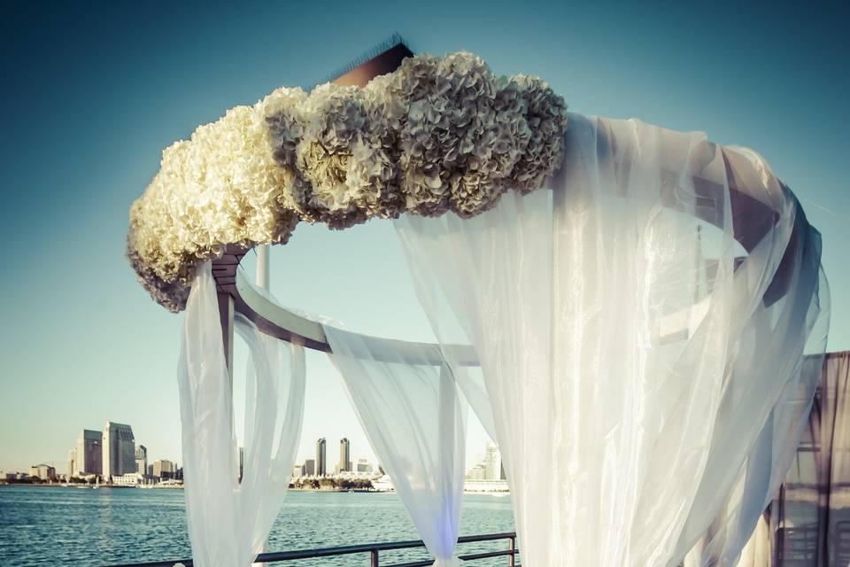 Sheet weddings