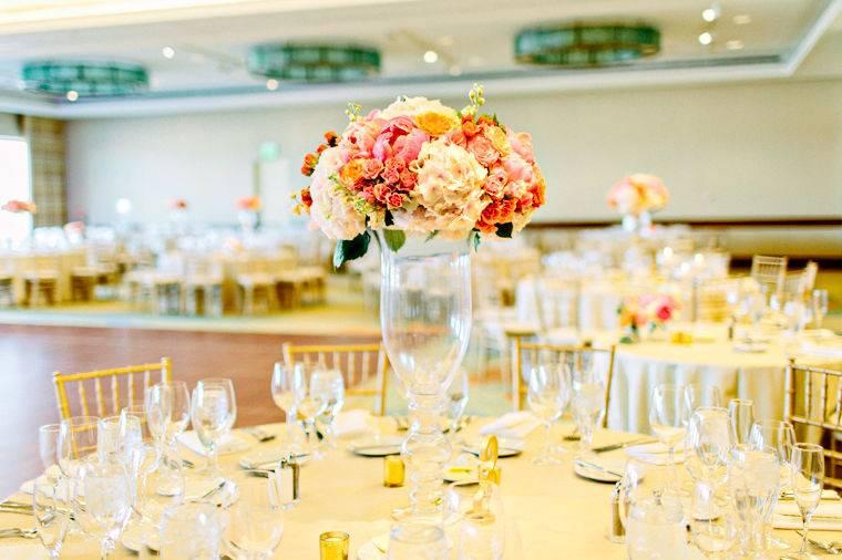 Spring weddings Harboview Room