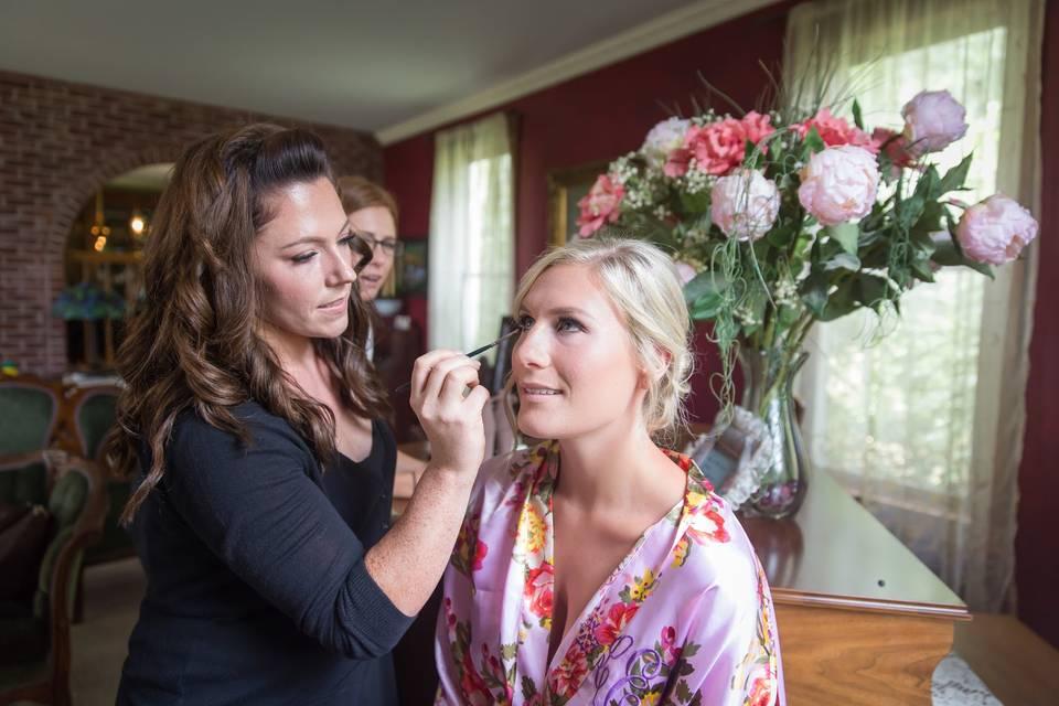 Megan Maier Hair & Makeup Artistry