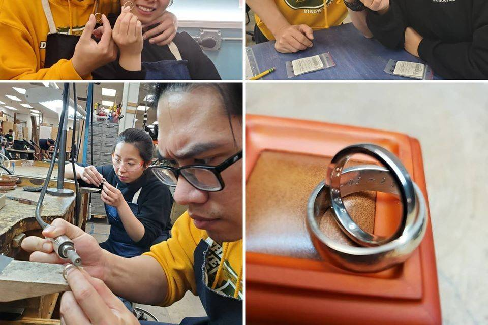 Making each others rings