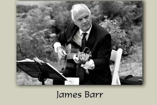 James E Barr