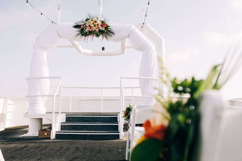 Sky Deck Ceremony