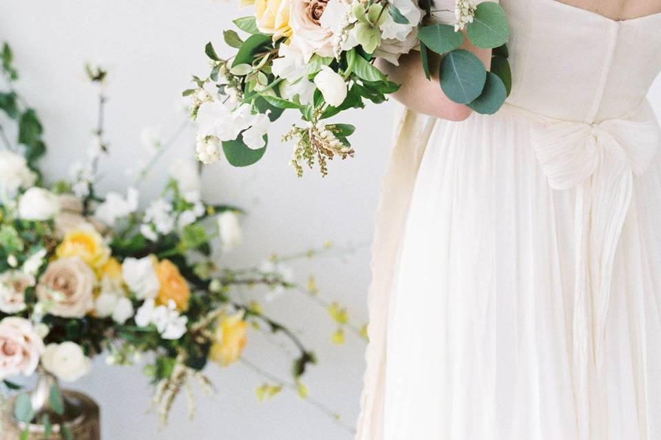 Amber Mustain Floral Design and Stylings