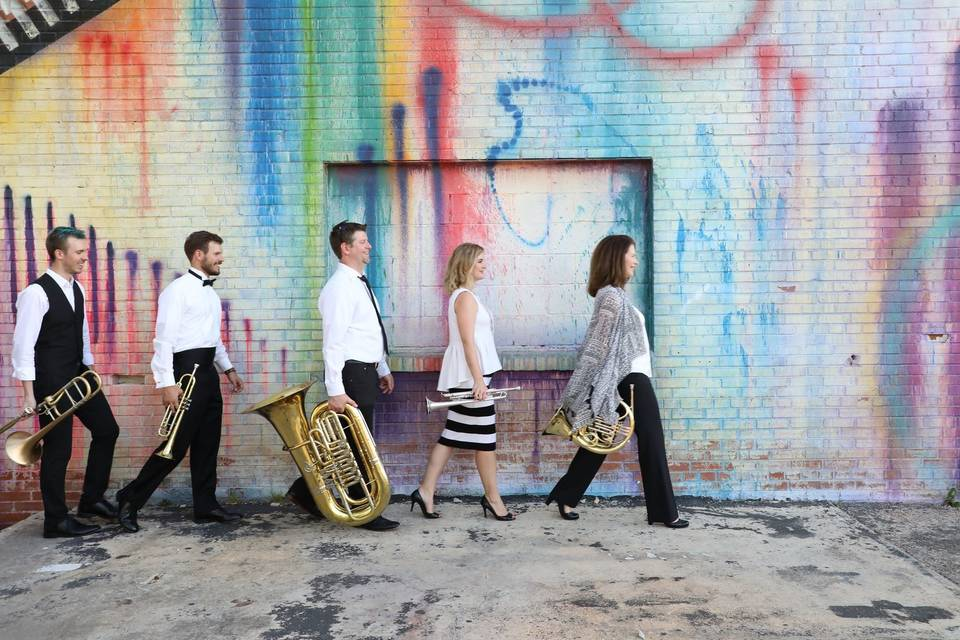 Houston Brass Quintet