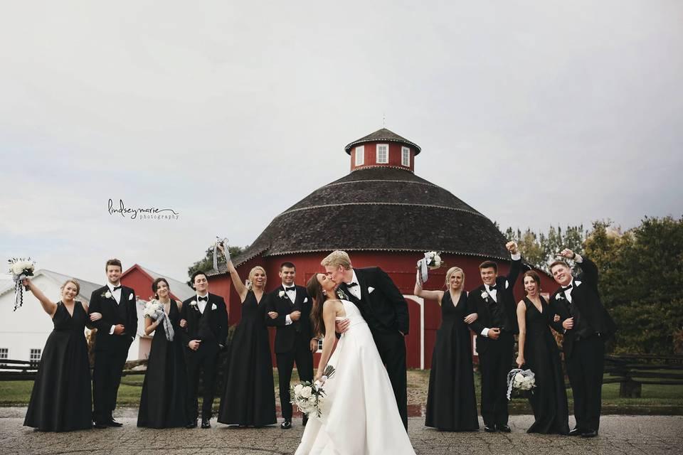 The Barns at Nappanee, Home of Amish Acres