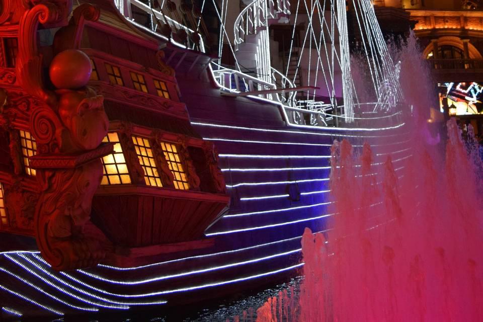 The Song Ship