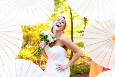 A lovely wedding at beaulieu garden in Napa, California.
