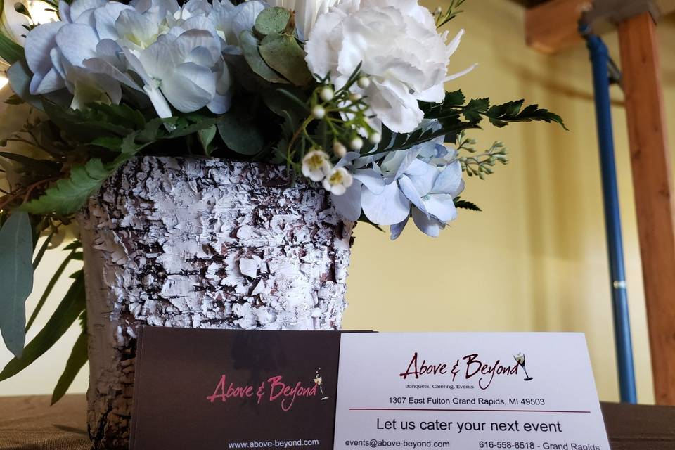 Above & Beyond Catering and Events