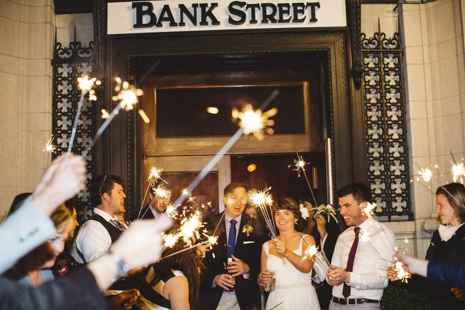Bank Street Events