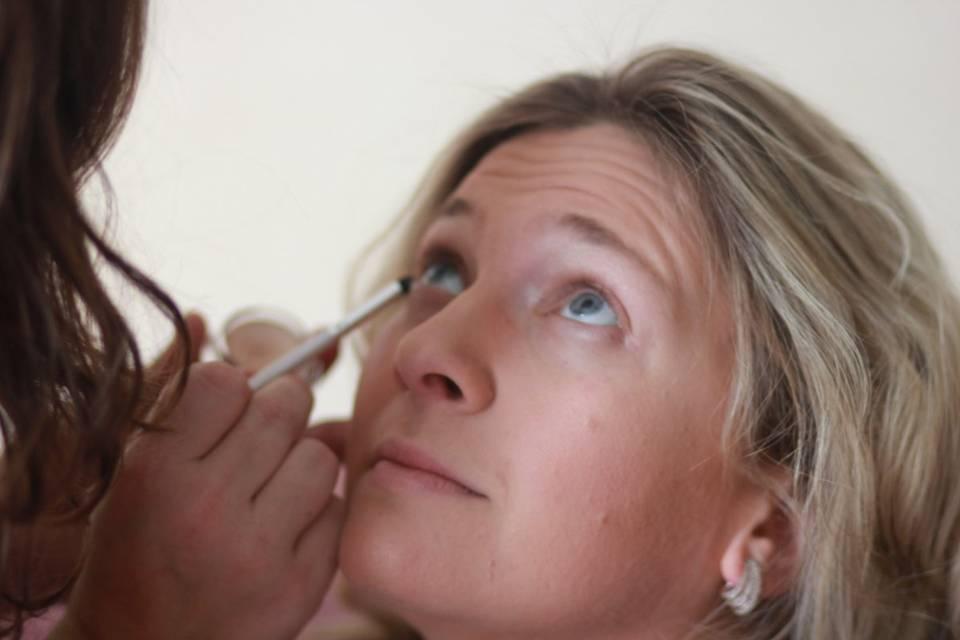 Anastacia Mosher, Makeup Artistry