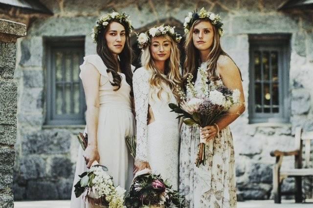 Lovely trio