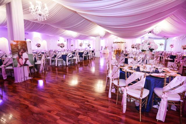 Imperial Design Banquet Hall