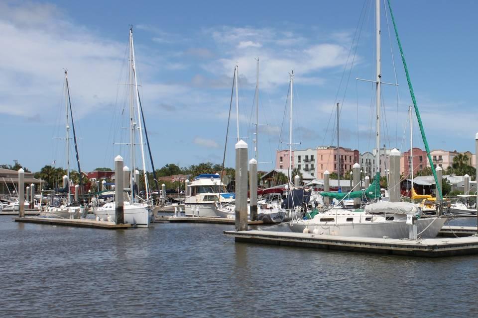 Harbor Front Hampton Inn & Suites, Amelia Island