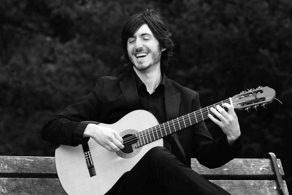Francesco Barone Wedding Guitarist
