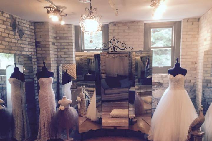 To Have and To Hold Bridal Boutique