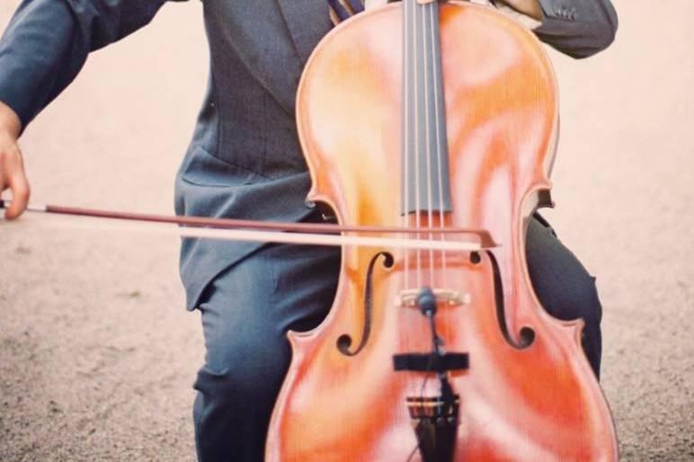 Charles Wang Cellist