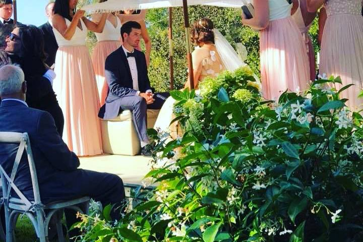 Private House Wedding