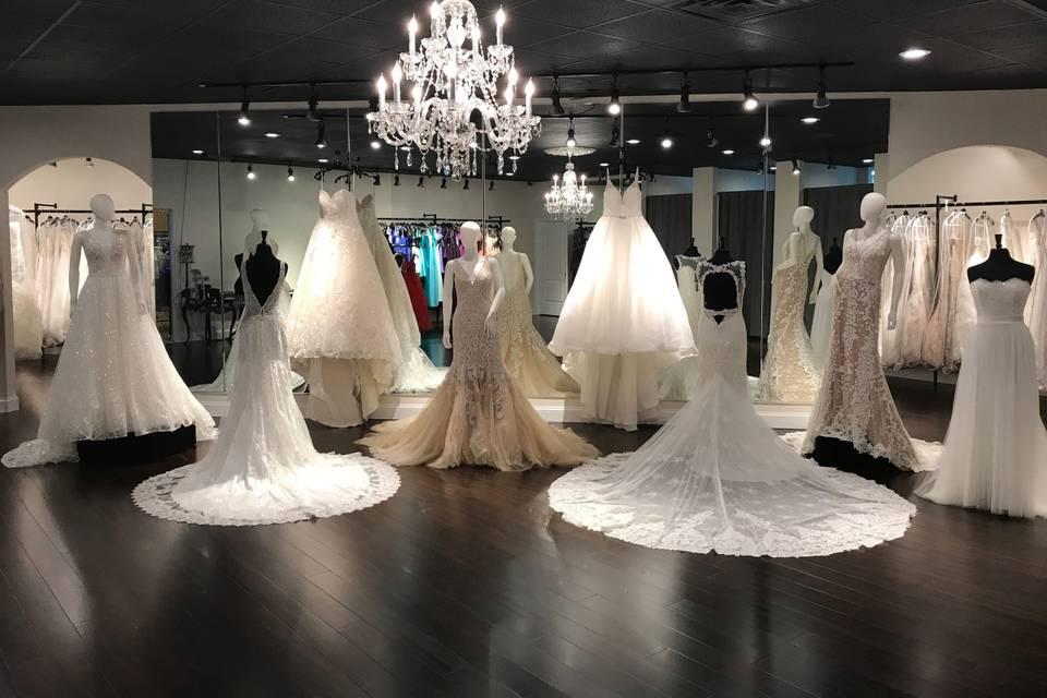 Nikki's Glitz And Glam Bridal Boutique