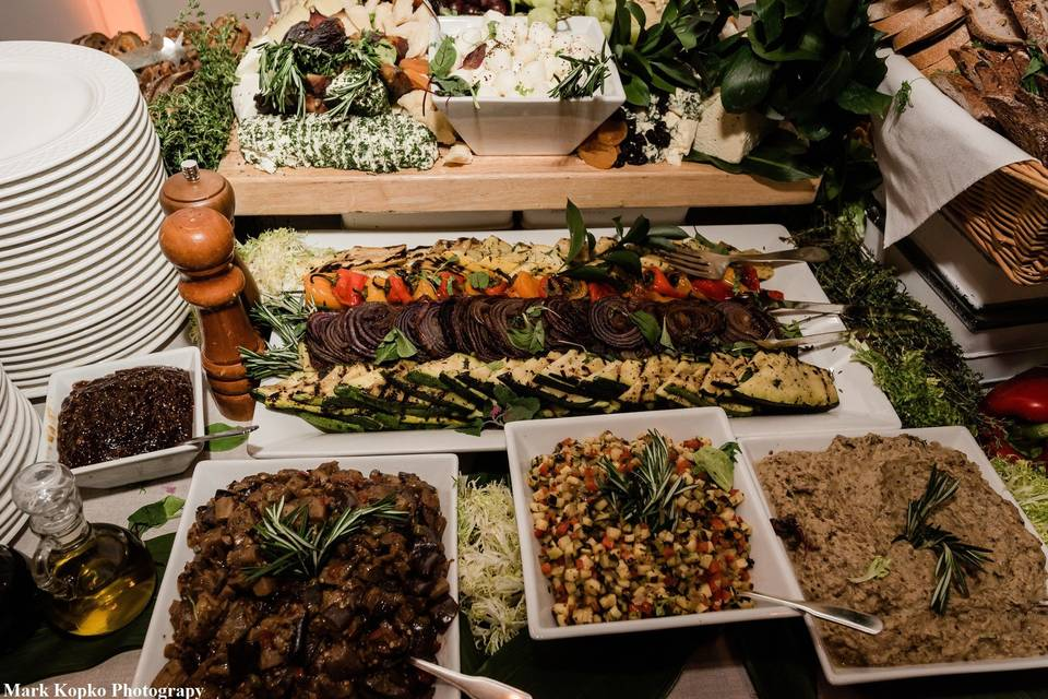 Mediterranean Table! RWP!