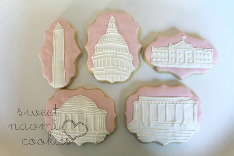 Sweet Naomi Cookies