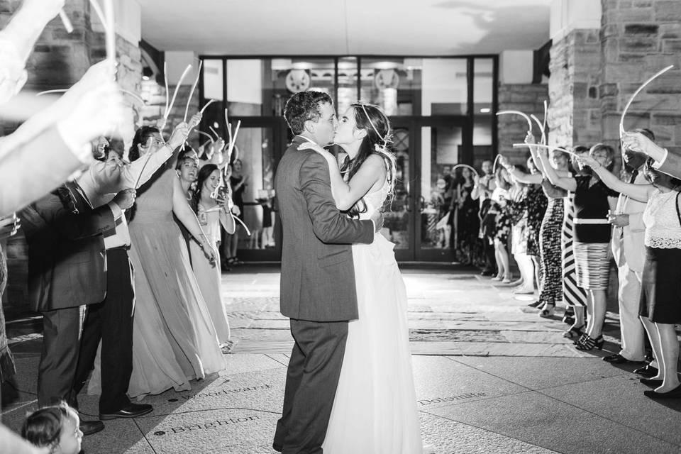 Black and white shot   AL Wedding Photography
