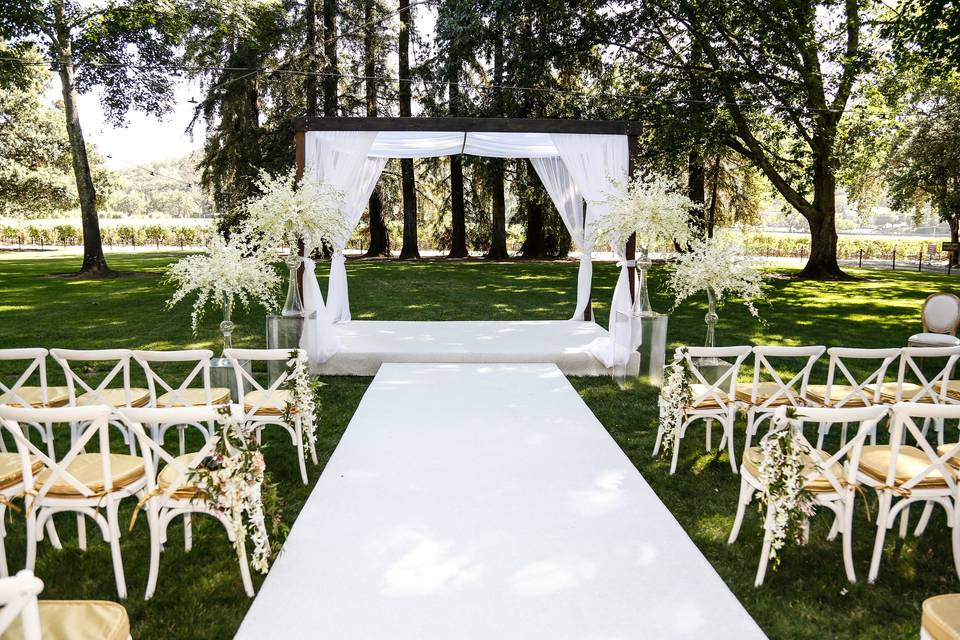 Great Lawn Ceremony