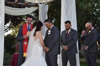 Dr. Eller Wedding Officiant
