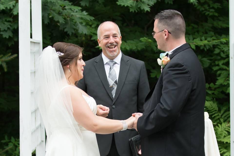 My West Michigan Wedding