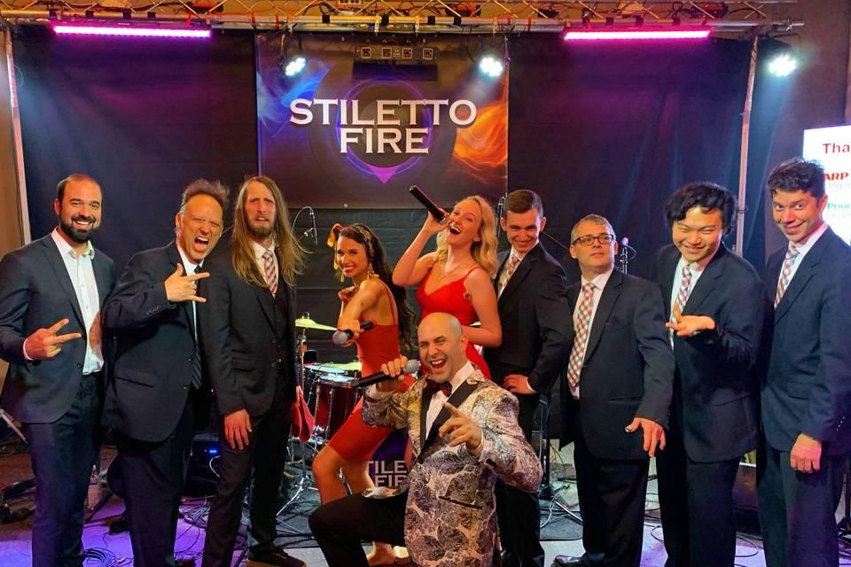 Stiletto Fire