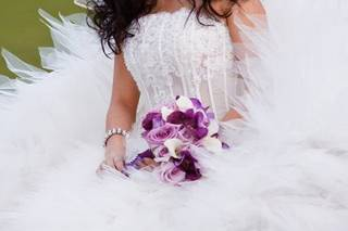 A Silver Lining Bridal Veils and Tiaras
