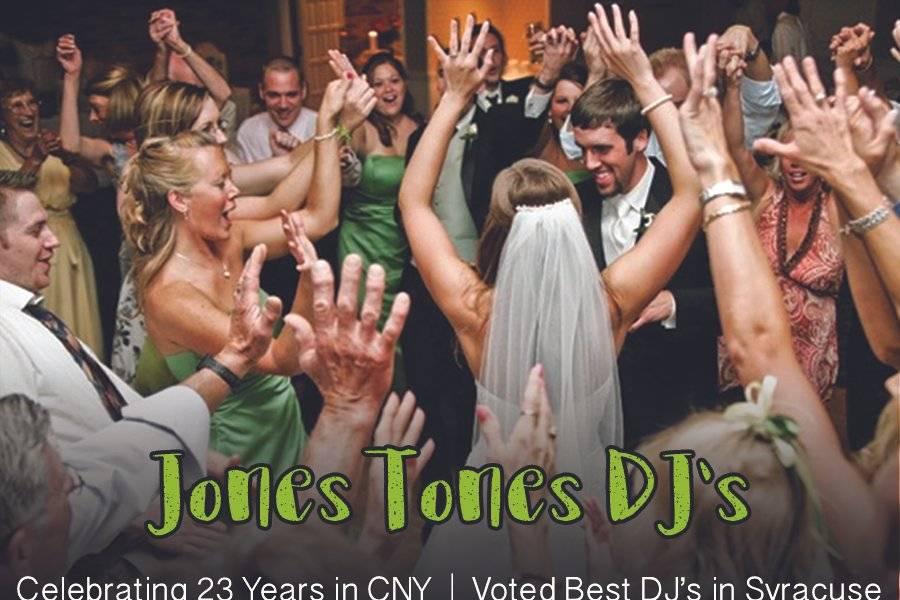 Jones Tones DJs