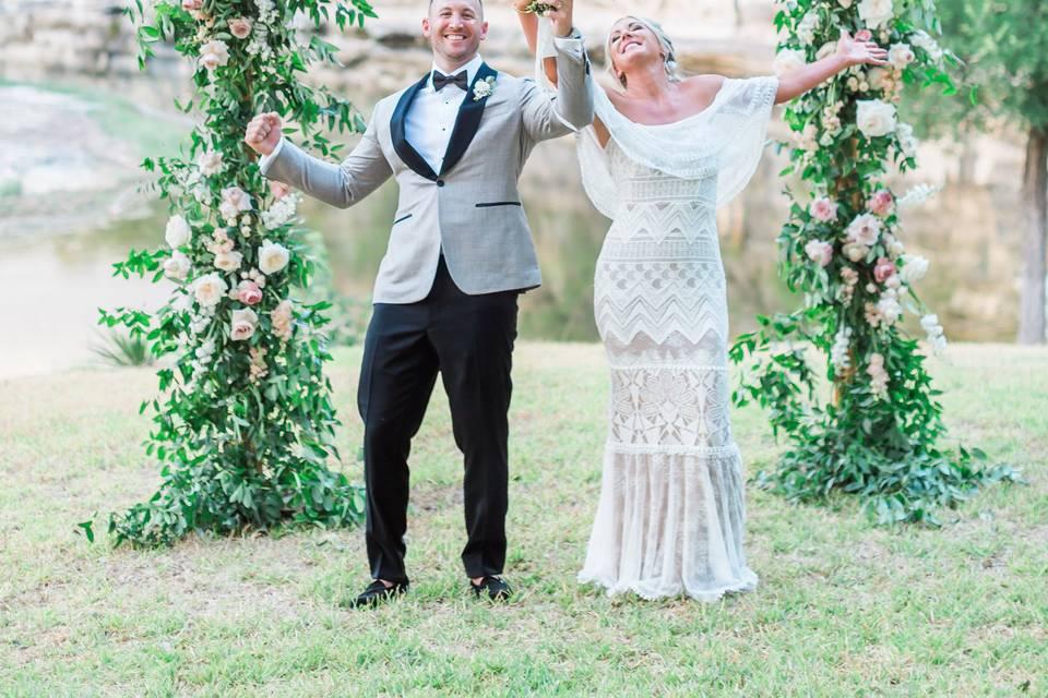 New Braunfels Wedding