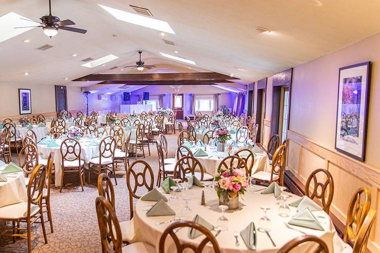 Creative Caterers at Glendoveers