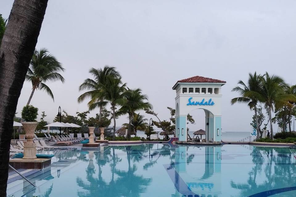 Sandals Southcoast
