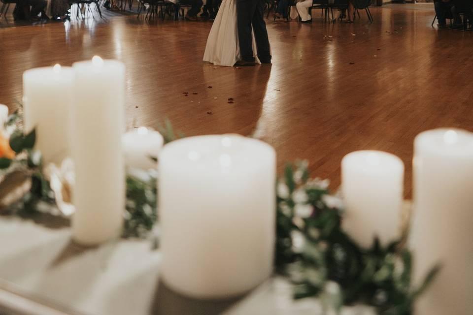 First Dance as Mr. & Mrs.