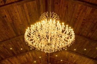 Atkinson Farms chandelier