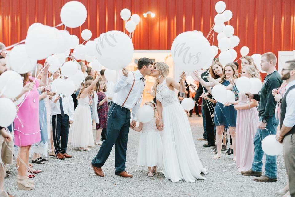 The Wedding Barn & Event Center