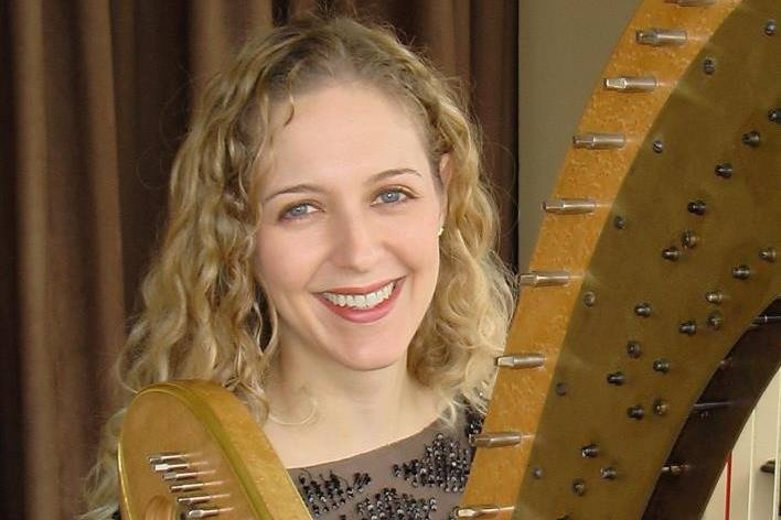 Kate Rogers, Harpist