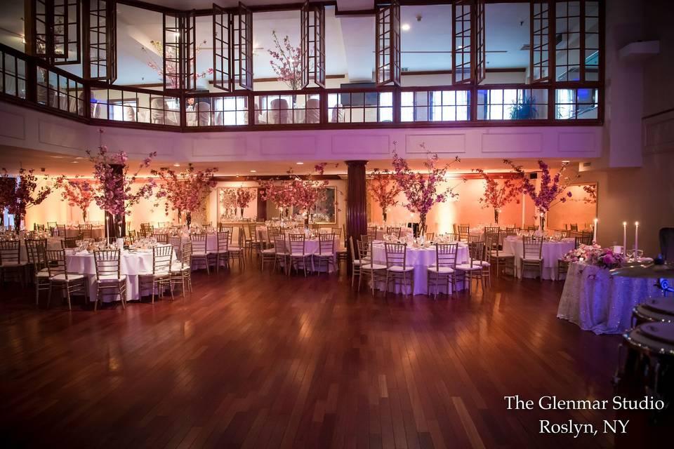 Reception area - The Glenmar Studio