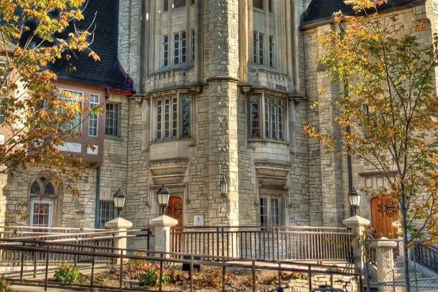 Pres House Chapel