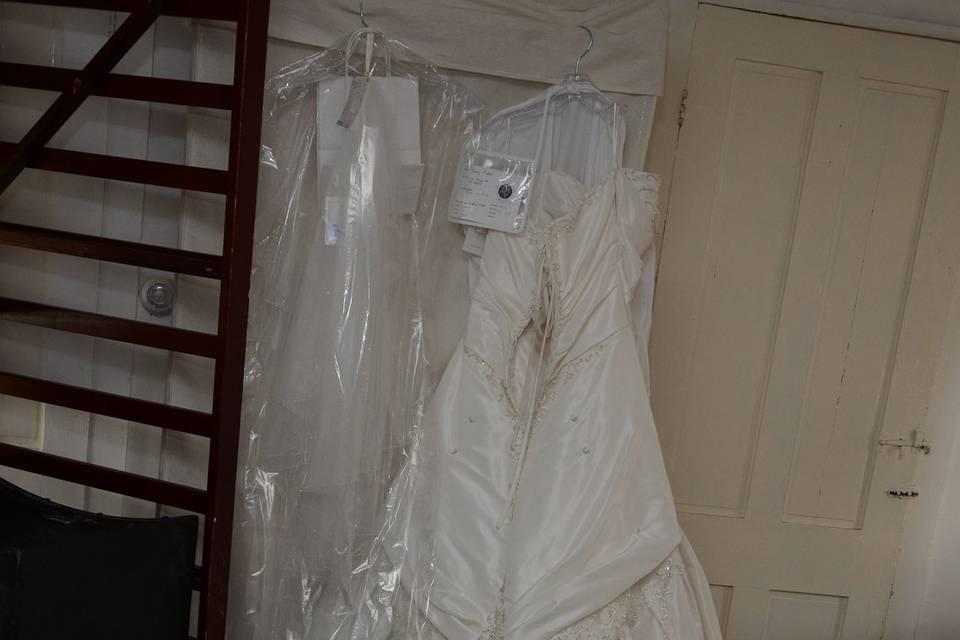 Wedding Dress..Ready!