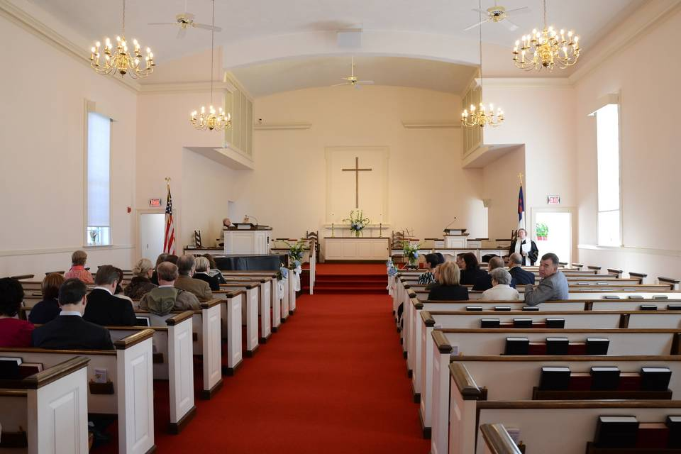 Chapel-Ready!