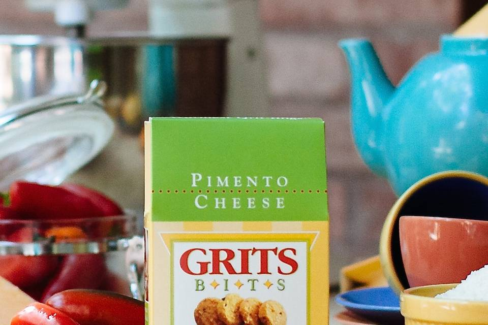 Grits Bits Pimento Cheese