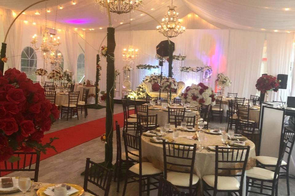 NuTrendz Wedding Event