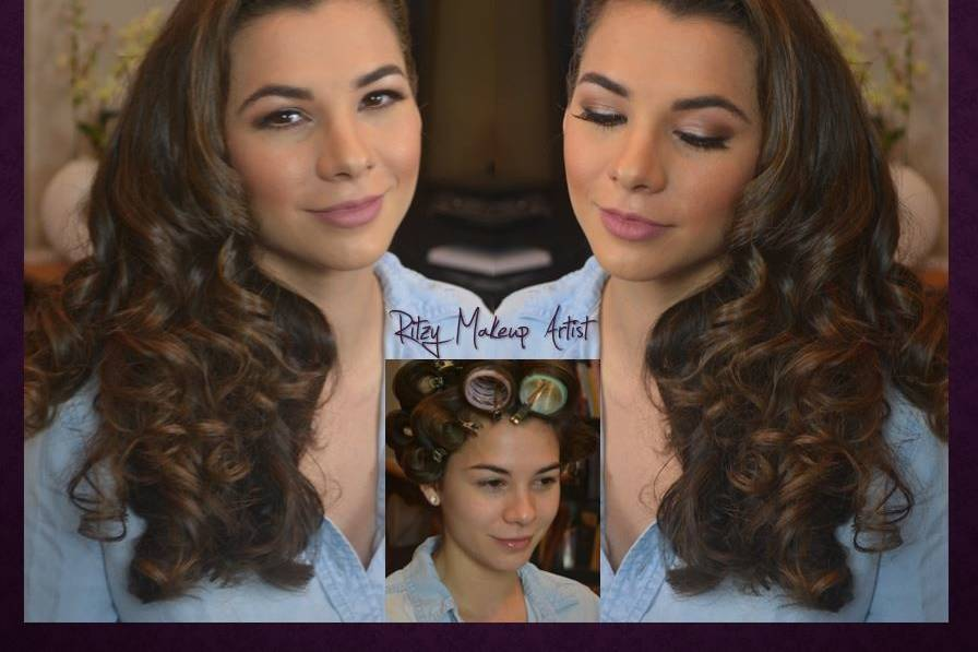Ritzy Hair & Makeup Artist