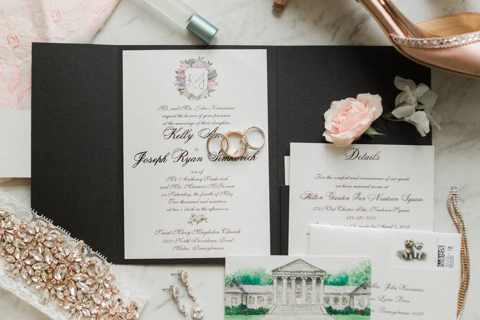 I Do! Invitations and Announcements
