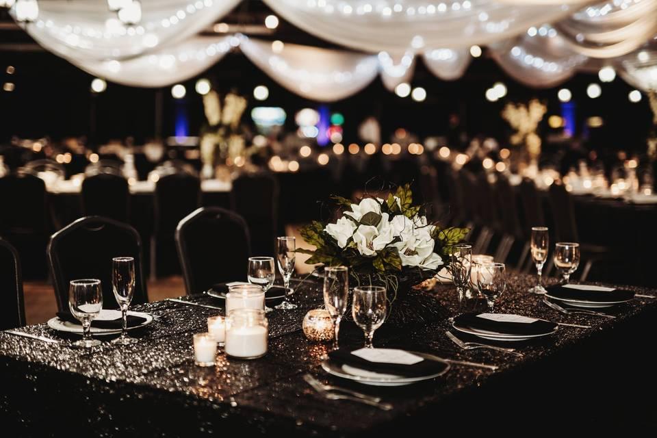 Beautiful table layout