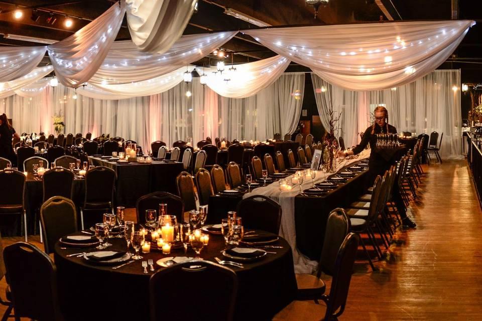 The grand ballroom - panoramic